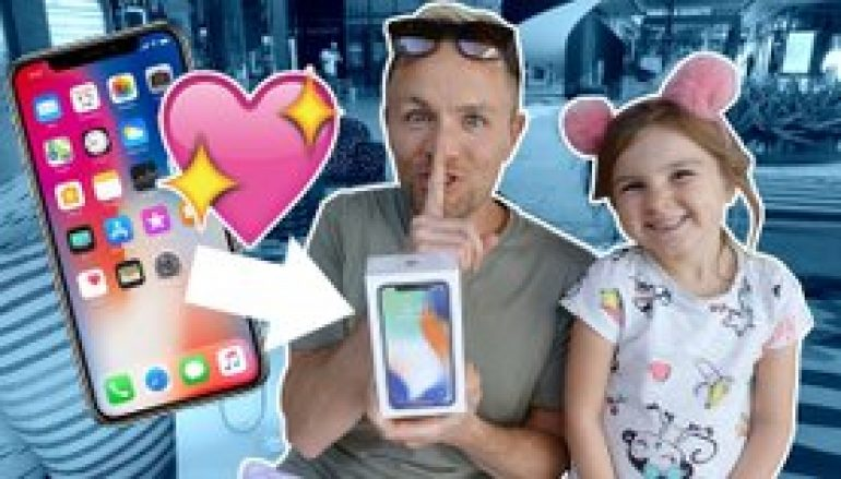 Family Fizz iPhone X Giveaway: Win An iPhone X [CLOSED]