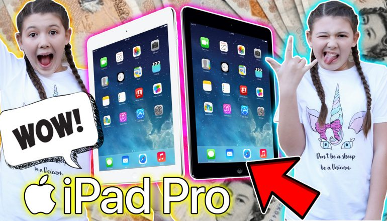iFam Giveaway: Win An iPad Pro [CLOSED]
