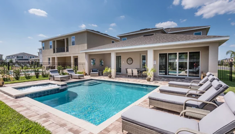 Topvillas Orlando Stay Giveaway: Win A 5-Night Stay In Villa In Orlando For 15 People [CLOSED]