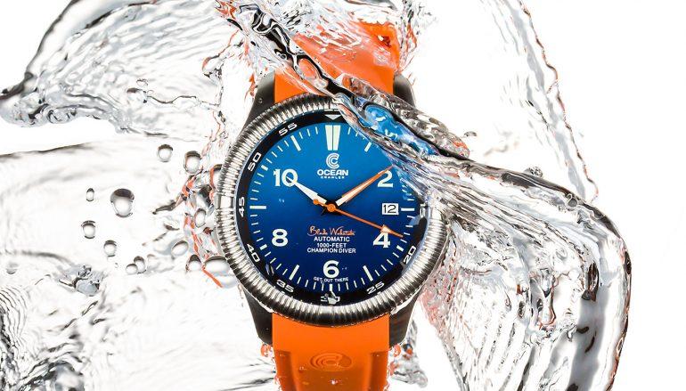 Ocean Crawler Watch Giveaway: Win A $3,000 OCEAN CRAWLER WATCH [CLOSED]