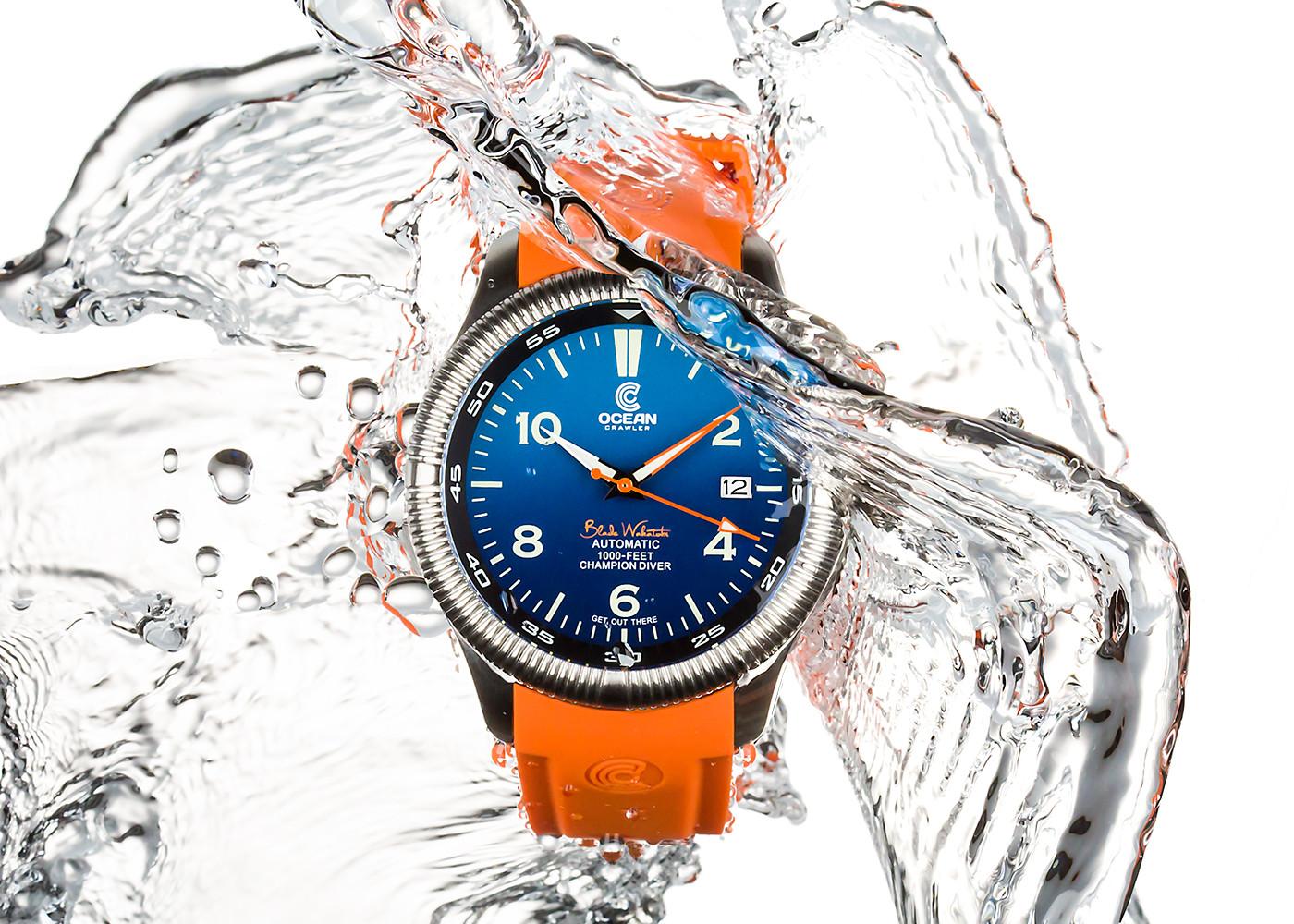 Win An Ocean Crawler Watch