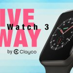 Apple Watch 3 Giveaway