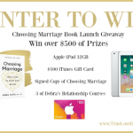 Choosing Marriage Book Launch Giveaway: Win An Apple iPad (And More)