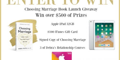 Apple iPad 32GB Giveaway