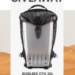 Point 65 Sweden Giveaway: Win A Boblbee GTX 20 L Backpack (Worth $299)