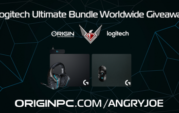 Logitech Ultimate Bundle Worldwide Giveaway: Win A Gaming Mouse, Headset, Wireless Charging System