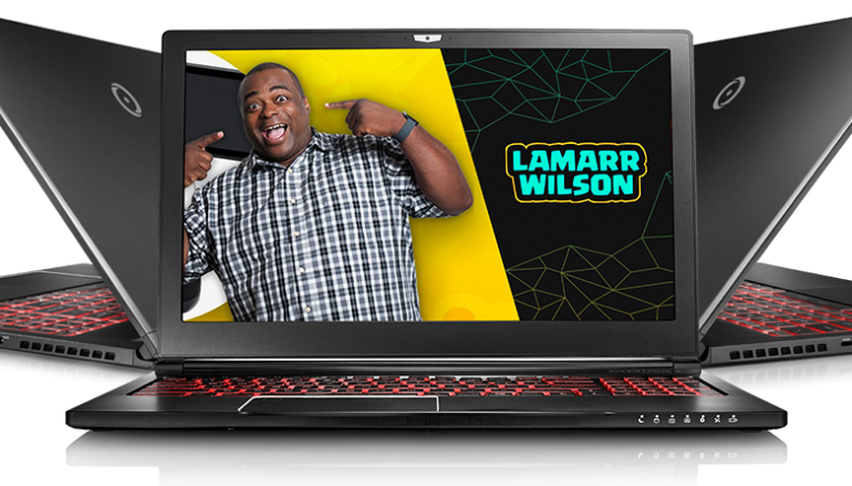 ORIGIN PC & Lamarr's World-Wide EVO15-S Laptop Giveaway: Win A Gaming Laptop [CLOSED]