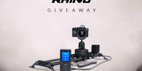 Rhino Slider EVO Bundle Giveaway