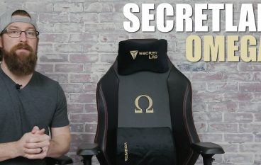 Secretlab Omega 2018 Gaming Chair: Win A Secretlab Omega Gaming Chair