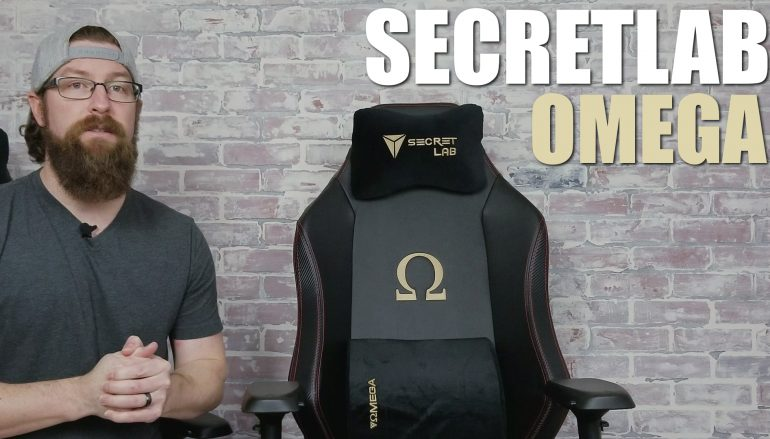 Secretlab Omega 2018 Gaming Chair: Win A Secretlab Omega Gaming Chair [CLOSED]