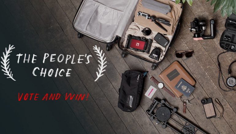 Ultimate Filmmakers Giveaway: Win $15k In Video Gear [CLOSED]