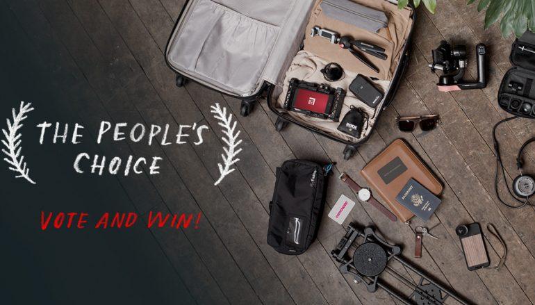 Ultimate Filmmakers Giveaway: Win $15k In Video Gear [CLOSED]