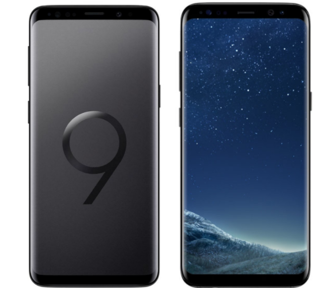 Win A Samsung Galaxy S9 Giveaway