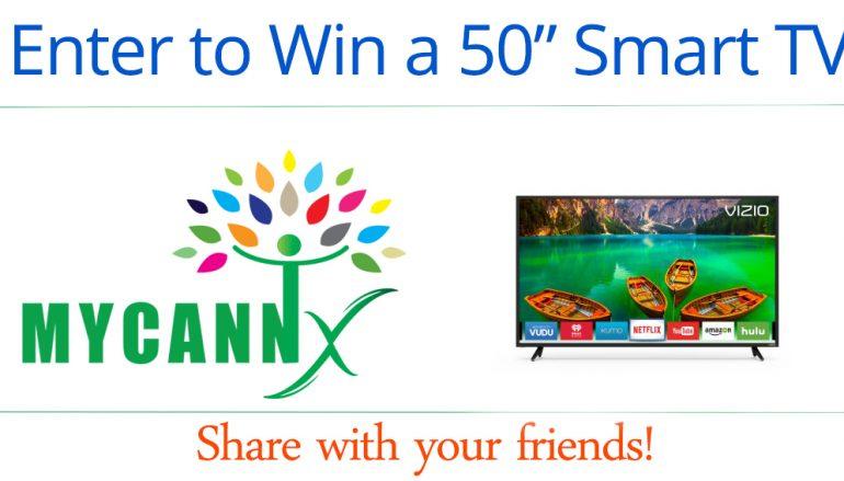 McCannX Vizio 4K TV Giveaway: Win A 50″ 4K Vizio TV