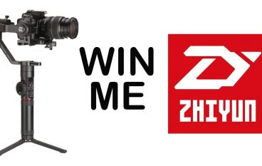 Matt's Giving Away A Zhiyun Crane 2: Win A Zhiyun Crane 2