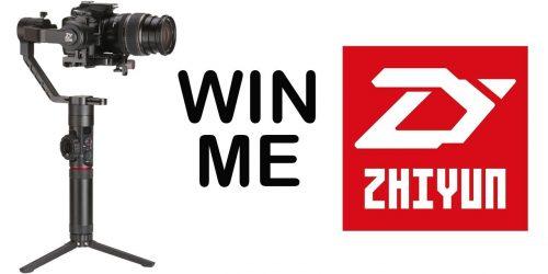 Zhiyun Crane 2 Giveaway