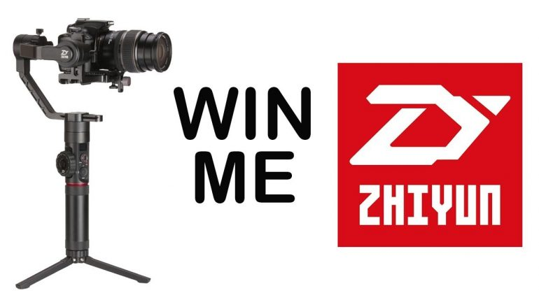 Matt's Giving Away A Zhiyun Crane 2: Win A Zhiyun Crane 2 [CLOSED]