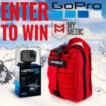 MyMedic Giveaway: Win A GoPro Hero5