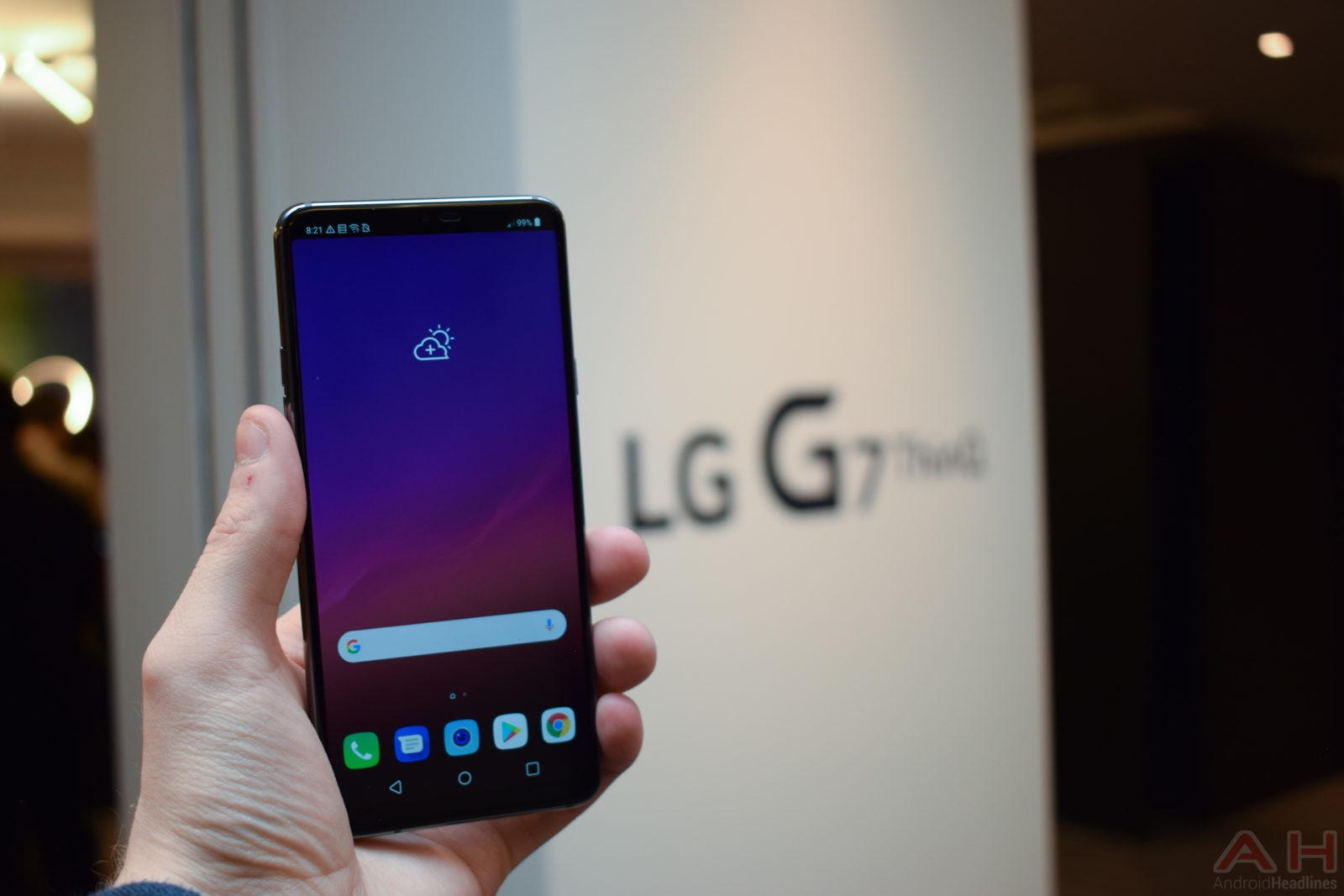 LG G7 ThinQ Giveaway