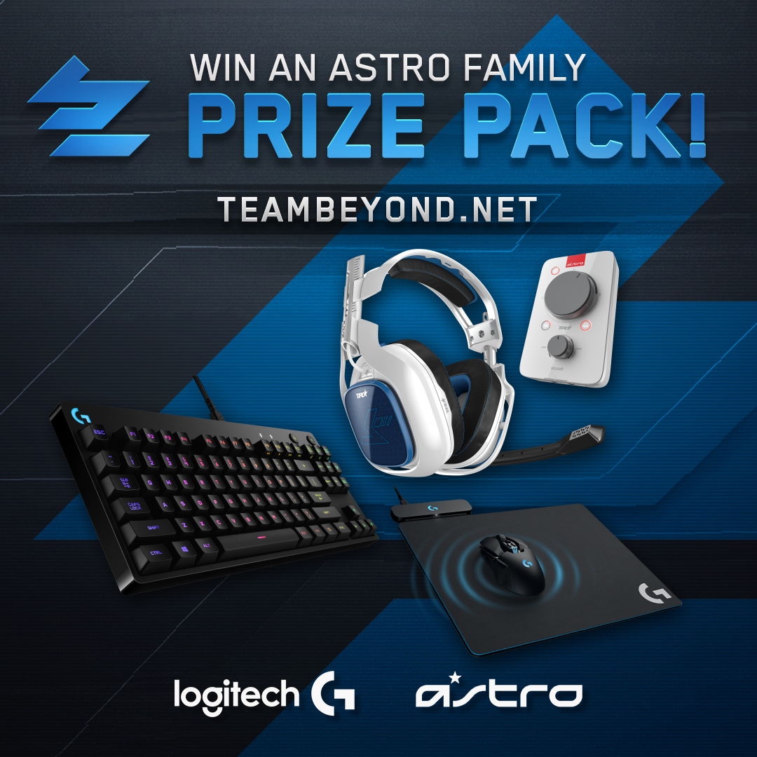 Logitech and Astro Giveaway