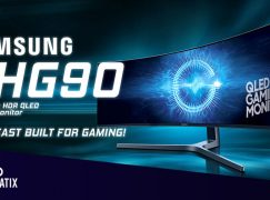 GameStatix Giveaway: Win A 49″ CHG90 QLED Gaming Monitor [CLOSED]