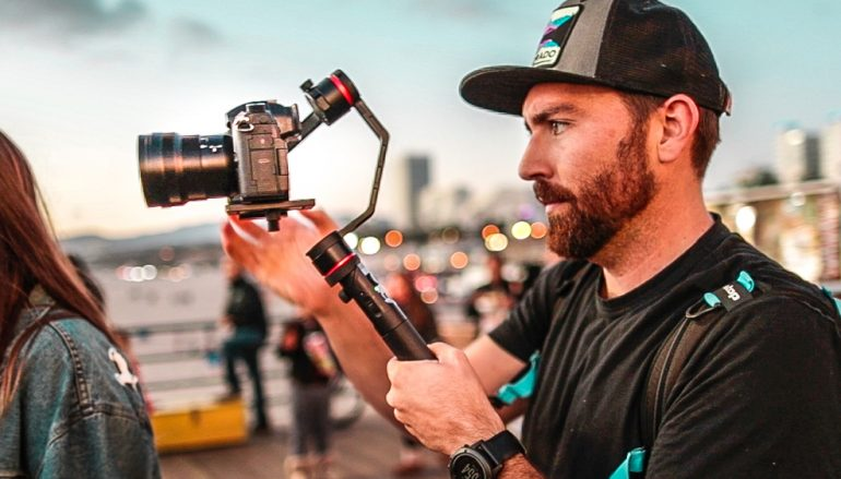80k Gimbal Giveaway: Win A Snoopa Kylin-M Gimbal [CLOSED]