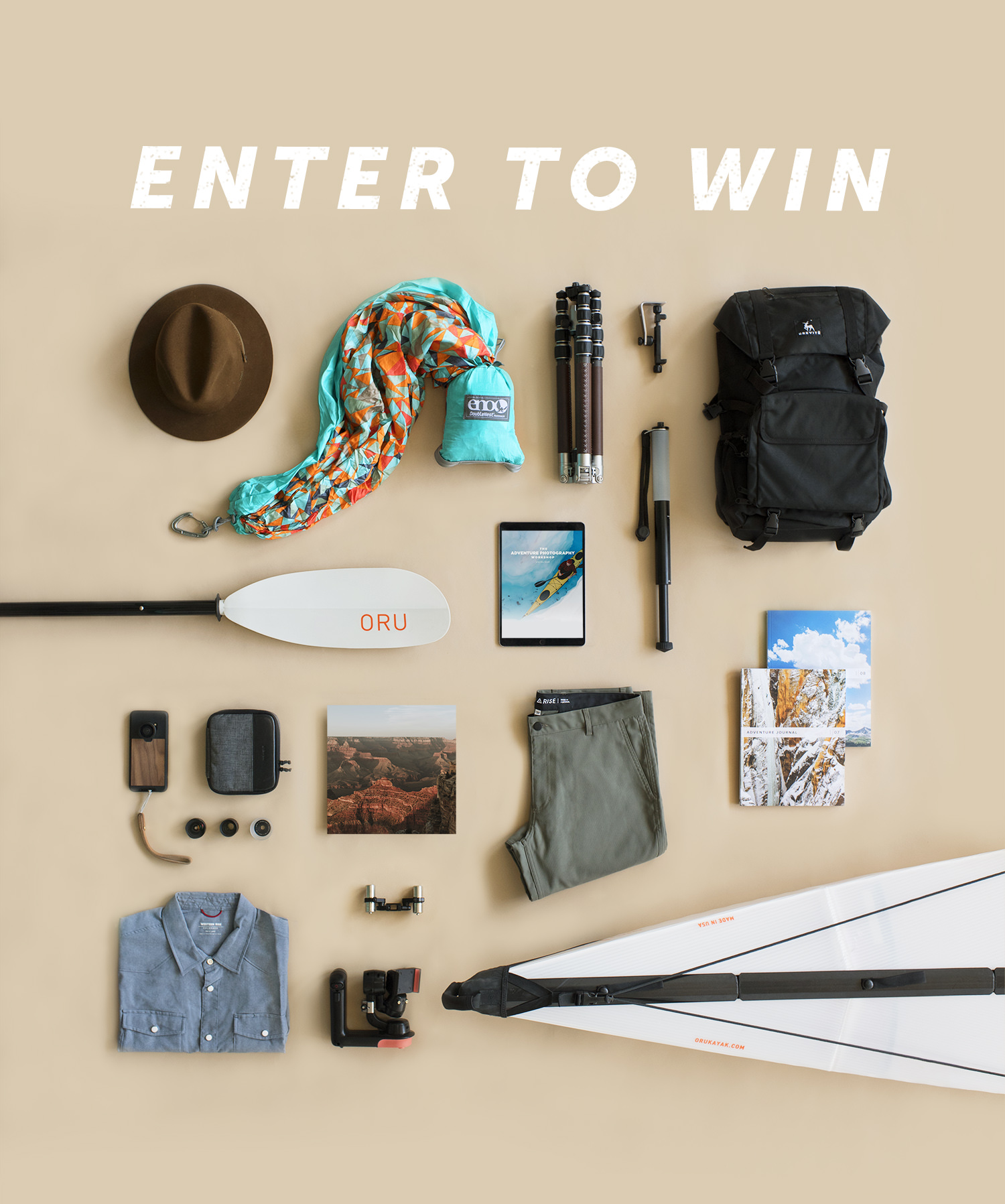 Travel Trip Giveaway
