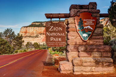 Win A Trip to Zion National Park