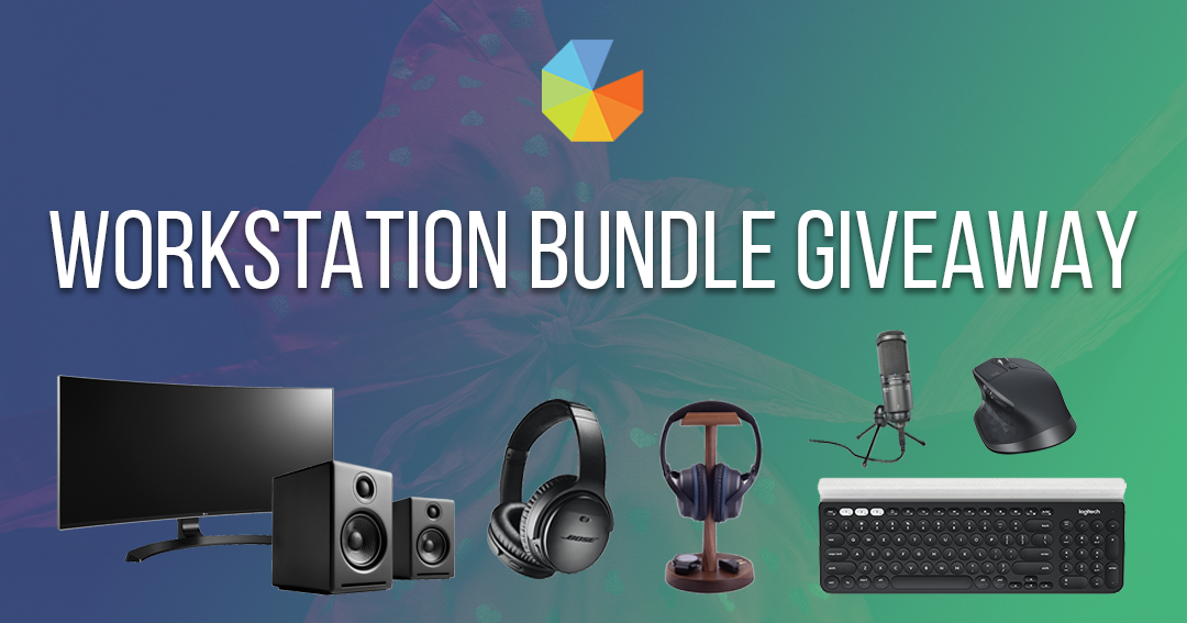 Workstation Bundle Giveaway