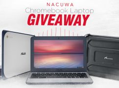 Nacuwa Chromebook Giveaway: Win A Chromebook [CLOSED]