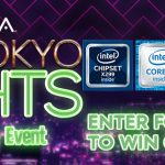 EVGA Neo Tokyo Night Social Media: Win A EVGA Computer Bundle Packages