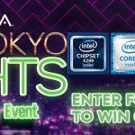 EVGA Neo Toyko Nights Giveaway