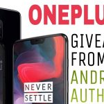 Android Authority OnePlus 6 International Giveaway: Win An OnePlus 6