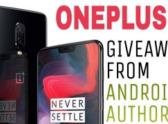 Android Authority OnePlus 6 International Giveaway: Win An OnePlus 6 [CLOSED]