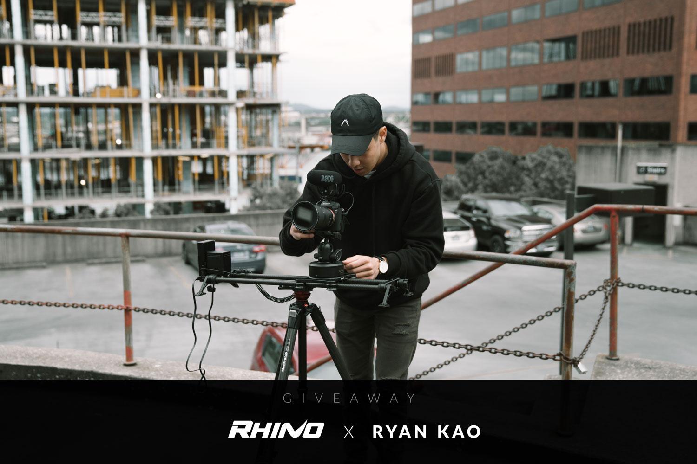 Ryan Kao X Rhino Giveaway