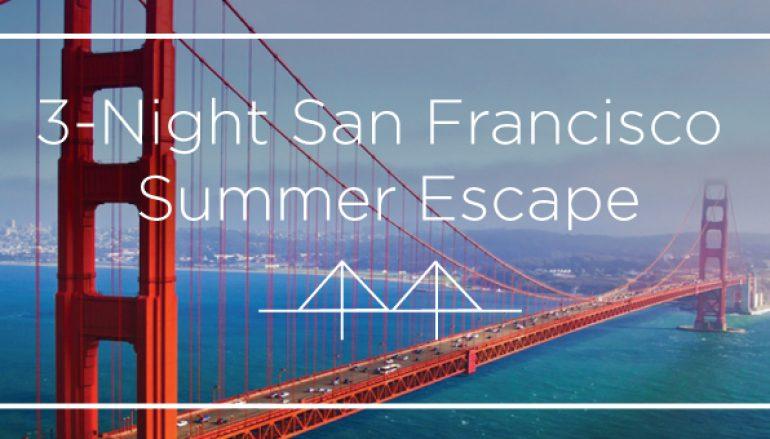 KindTraveler SF 3 Night Escape: Win A Trip To San Francisco [CLOSED]