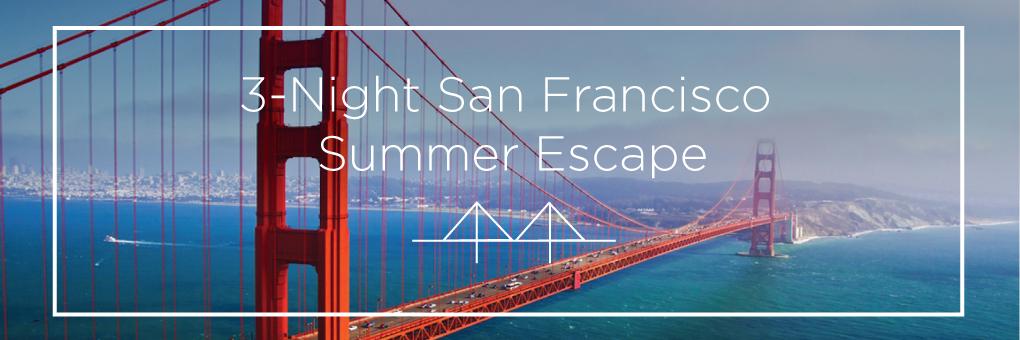 San Francisco Trip Giveaway