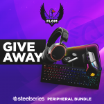 SteelSeries Gaming Peripherals Giveaway: Win Gaming Gear
