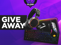 SteelSeries Gaming Peripherals Giveaway: Win Gaming Gear [CLOSED]