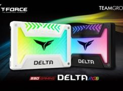 TEAMGROUP T-FORCE DELTA RGB SSD Giveaway: Win A TEAMGROUP T-FORCE Gaming Series DELTA RGB SSD 250G (3 Winners) [CLOSED]