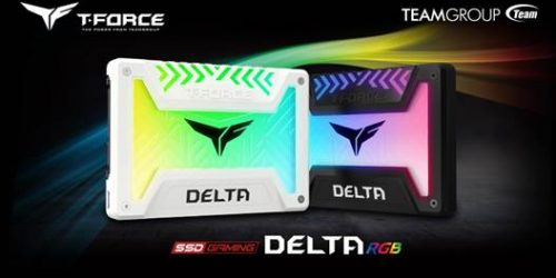 TEAMGROUP T-FORCE DELTA RGB SSD Giveaway
