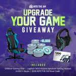 Upgrade Your Gaming Giveaway