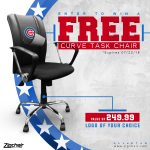 ZipChair Giveaway: Win A Curve Task Chair (Worth $250)