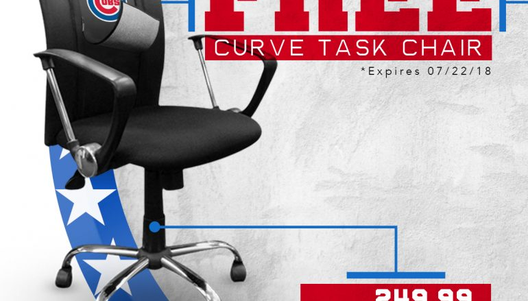 ZipChair Giveaway: Win A Curve Task Chair (Worth $250) [CLOSED]