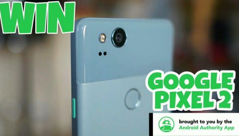 AndroidAuthority Google Pixel 2 International Giveaway: Win A Google Pixel 2