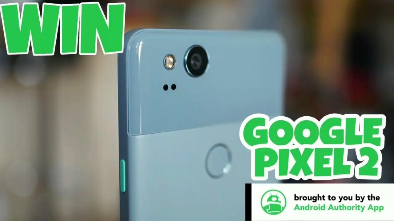 Google Pixel 2 International Giveaway