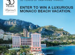 Preferred Hotels & Resorts 50th Anniversary Monaco Sweepstakes: Win A Trip To Monaco [CLOSED]