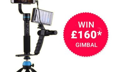 THE FONE STUFF World Cup 2018 GIVEAWAY: Win a Smartphone Gimbal Stabilizer Bundle