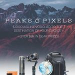 Peaks and Pixels Photo Gear & Trip Giveaway: Win A Sony A7RII, $1,000 Travel Voucher, And Much More!