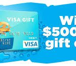 Tim White Giveaway: Win A $500 Visa Gift Card
